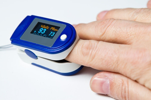 oxímetro de pulso médico saturómetro medición oxígeno anmat