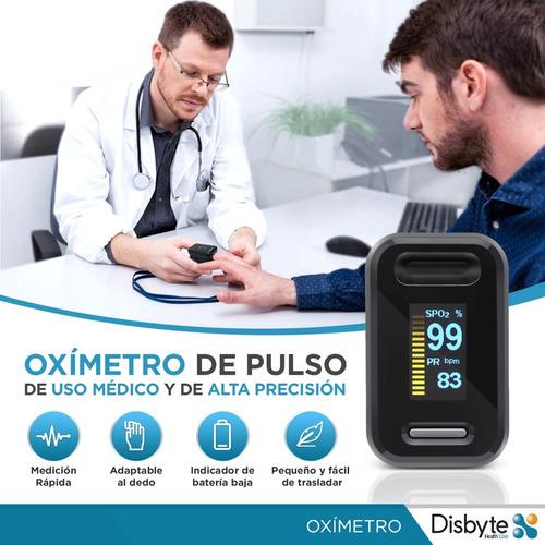 oximetro de pulso medico saturometro medición oxigeno anmat