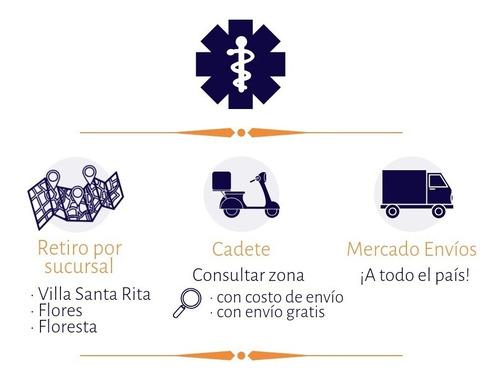 oximetro de pulso pediátrico silfab para niños md300cp funda