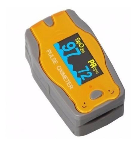 oximetro de pulso pediatro choicemmed (anmat)- con curva