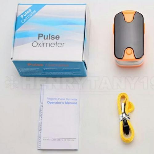 oximetro de pulso saturador
