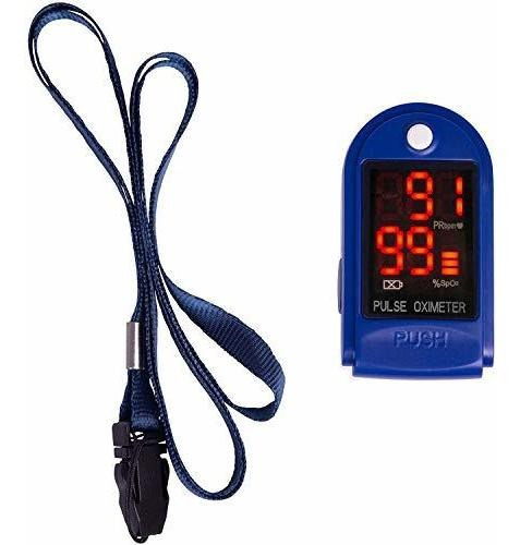 oxímetro médico, monitor
