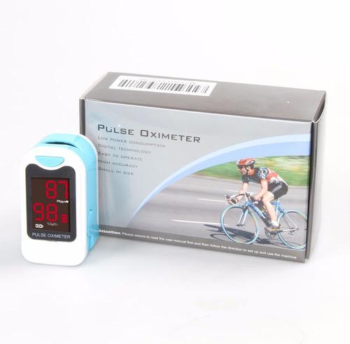 oxímetro monitor pulso dedo sangre o2 spo2 ritmo corazón aaa
