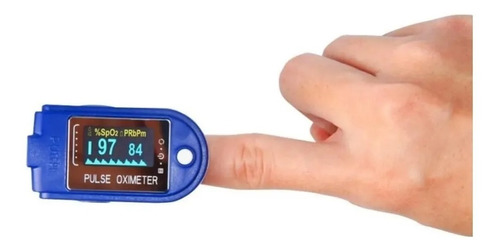 oximetro pulso dedo hospitalario hogar deportivo oled