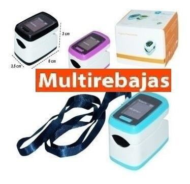 oximetro pulsometro saturador pulsador de oxigeno garantia