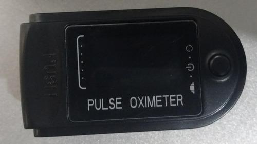 oximetro pulsoximetro pulsador de oxigeno cms50n