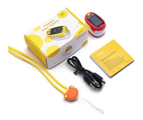 oxímetro saturador+termómetro digital profesional +obsequios