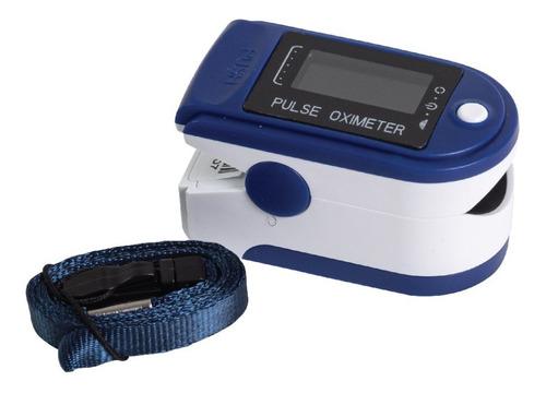 oxímetro saturómetro contec con curva + correa cms50d
