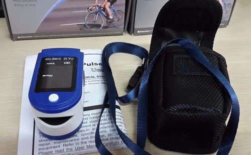 oximetro /saturometro /pulso y frecuencia cardiaca