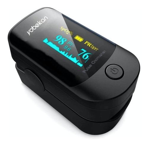 oximetro yobekan de dedo monitor digital