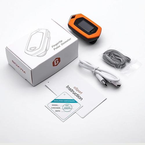 oxímetros digitales recargables / saturadores recargables