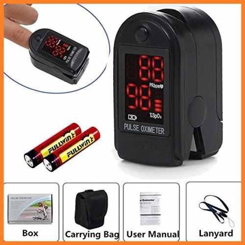 oxiometro pediatrico pulsoximetro digital fl400 garantia