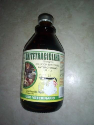 oxitetraciclina uso veterinario 50ml