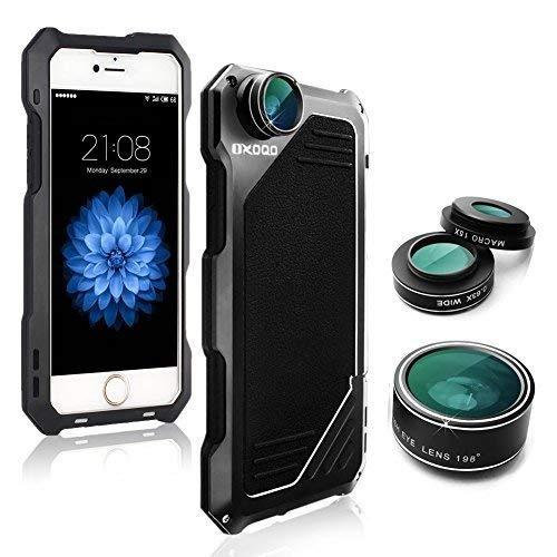 4ec5113bac8 Oxoqo Kit De Lentes Para iPhone 6 Plus / 6s Plus, 3 En 1 ...