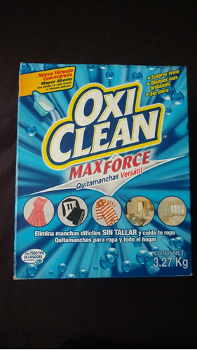 oxy clean max force 3.27 kg
