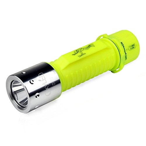 oxyled oxywild df20 recargable super brillante led submarino