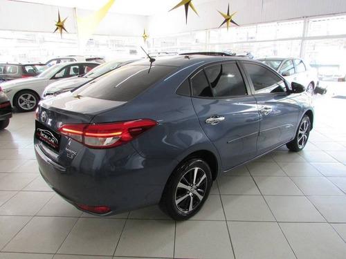 oyota yaris 1.5 16v flex sedan xls multidrive  2019