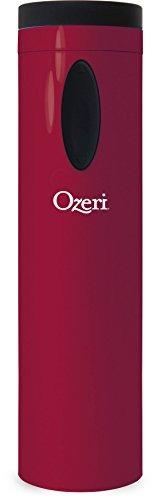 ozeri ow08a-r fascina eléctrica de vino abrebotellas y saca