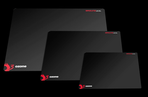 ozone ground level pro m medium mousepad gaming