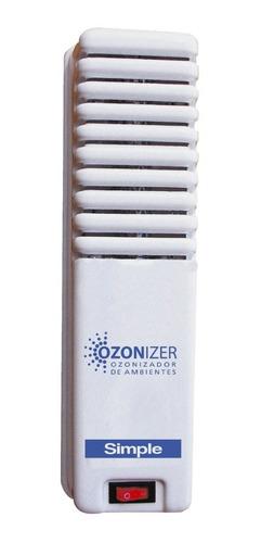 ozonizador indoor - purifica aire y elimina ácaros