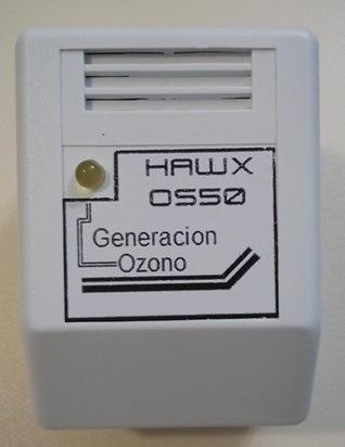 ozonizador limpiador de aire desinfecte sin quimicos