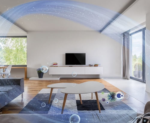 ozonizador & purificador de aire ionizador de ambientes air