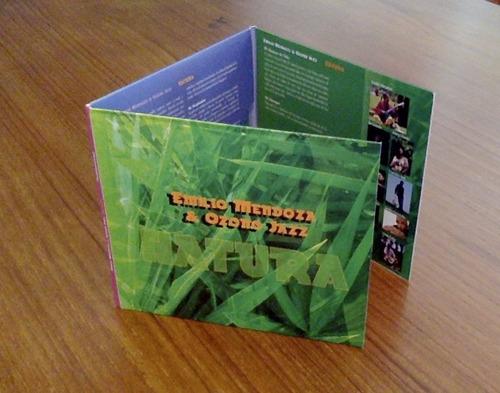 ozono jazz - natura (cd), música ecológica de venezuela