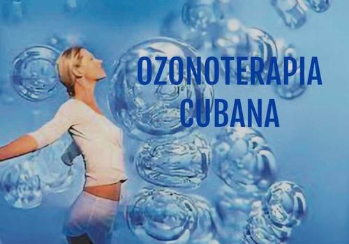 ozonoterapia. tratamiento para múltiples patologías.