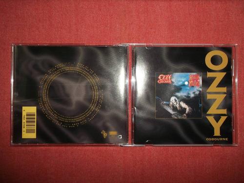 ozzy osbourne bark at the moon bonus track cd usa 1995 mdisk