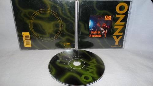ozzy osbourne - diary of a madman (remastered bonus tracks)