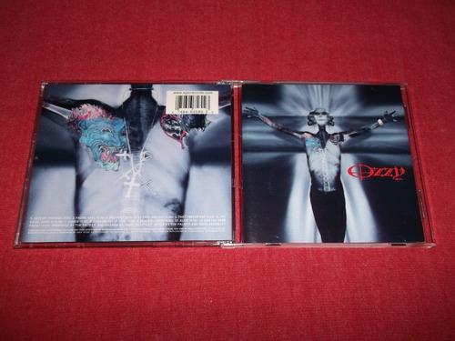 ozzy osbourne - down to earth cd imp ed 2001 mdisk