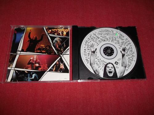 ozzy osbourne - live at budokan cd imp ed 2002 mdisk