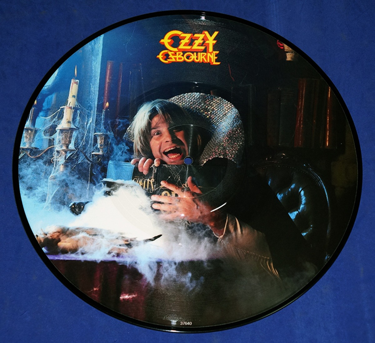 Ozzy osbourne mr crowley picture disc — 1