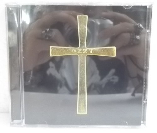 ozzy osbourne ozzman cometh cd original frete 15,00