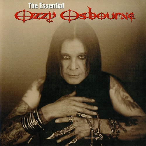 ozzy osbourne - the essential ozzy osbourne - 2cd