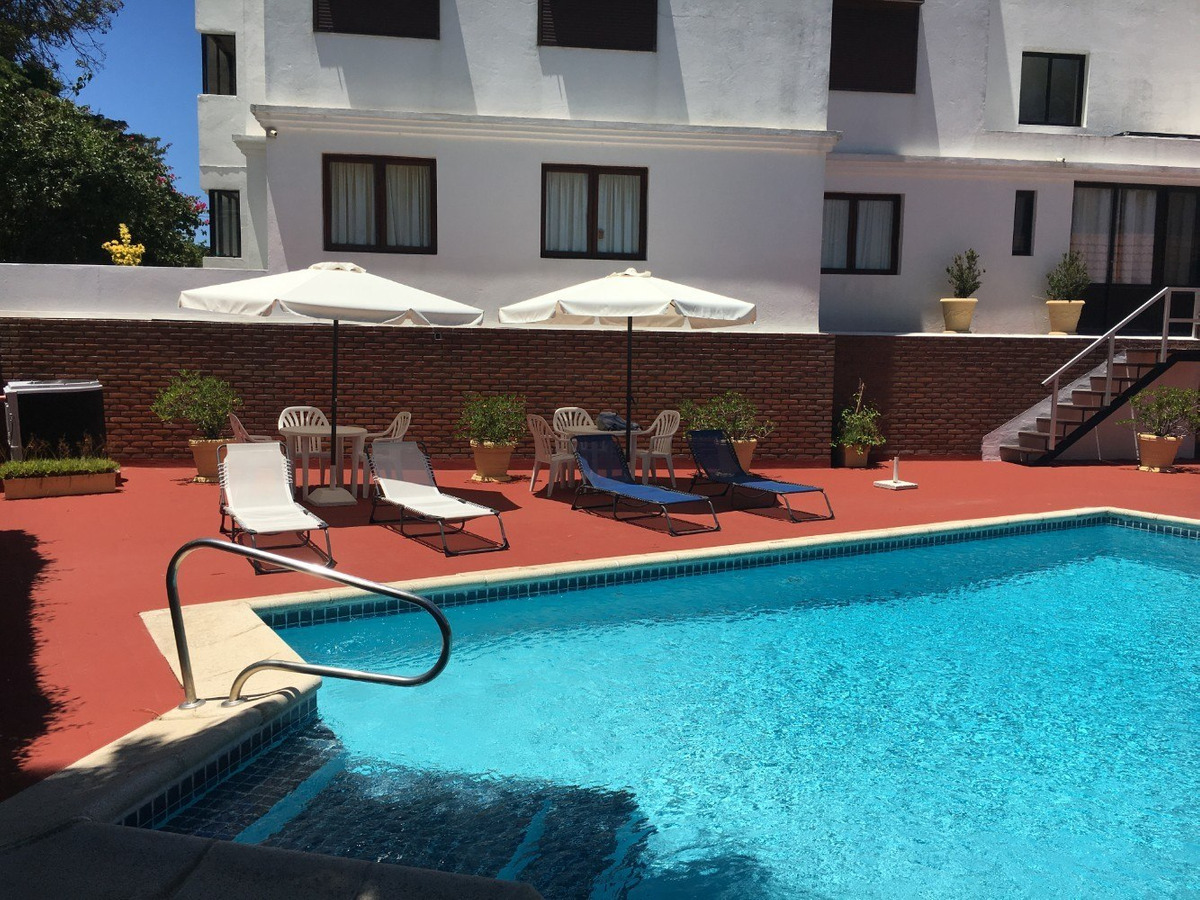 p. 16 y media playa mansa - piscina climatizada, gge.,2 dorm