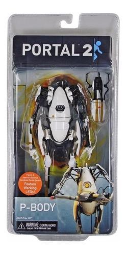 p-body - portal 2 - neca - cod. 45328