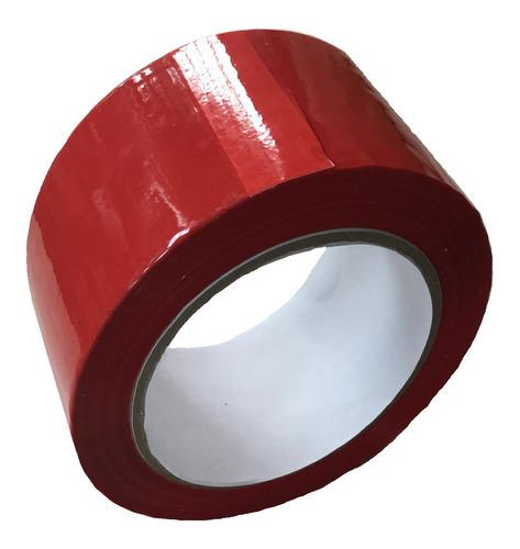 p cinta roja adhesiva x 24 unidades