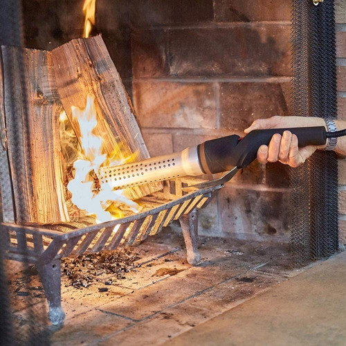 p cuotas+ envio gratis encendedor carbón parrilla barbacoa