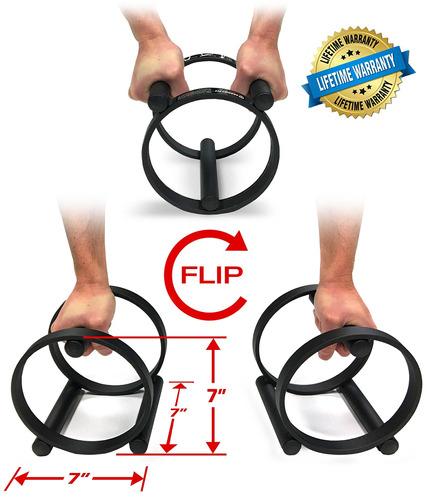p-fitpush up bares + balance + stretch (juego de 2)/pr