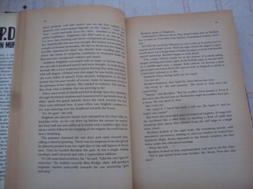 p james 3 novelas crimen unnatural causes black tower unsuit