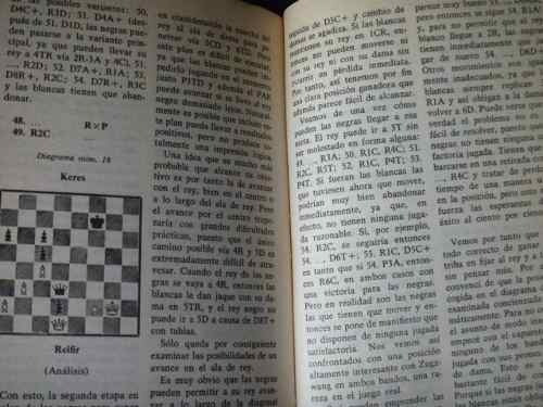 p. keres, el arte del análisis, ediciones martinez roca, bar