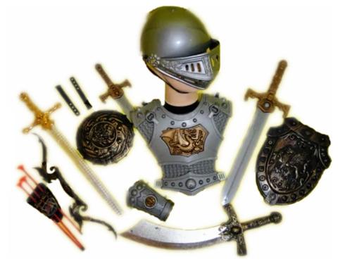 p menino escudo sword cosplay gladiador romano russell crowe