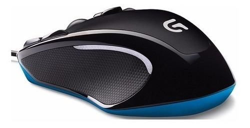 p mouse gamer logitech g300s con 9 botones programables