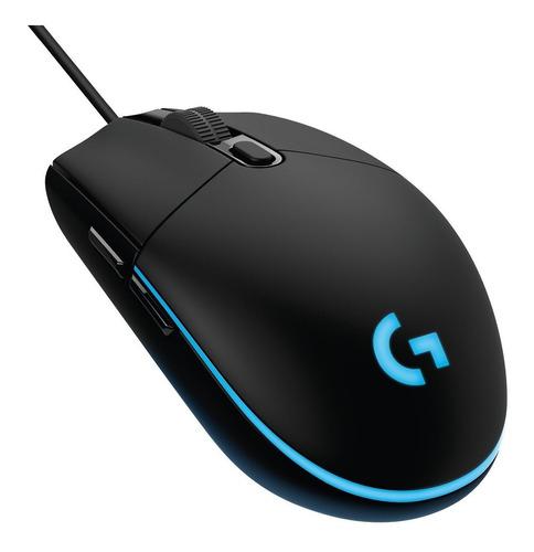 p mouse logitech g pro hero con 16000 dpi gaming