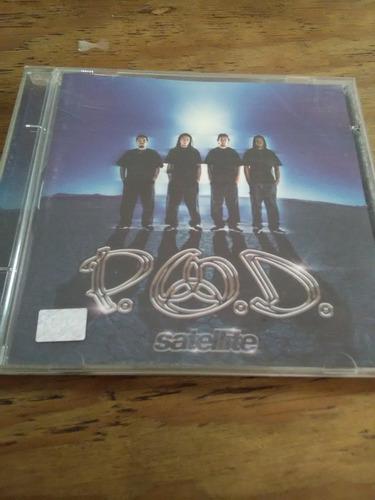 p. o. d. satellite ( pod satellite ) edicion especial cd+dvd