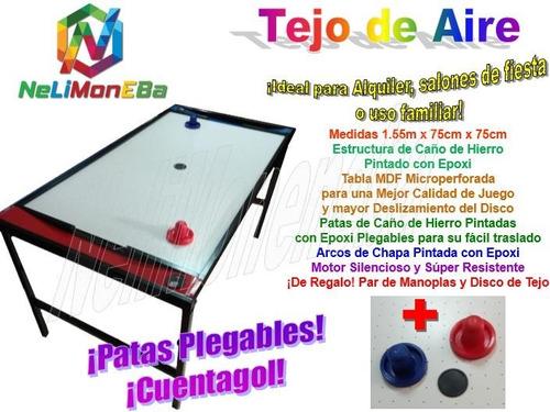 p r o m o 20% metegol profesional + ping pong + tejo de aire