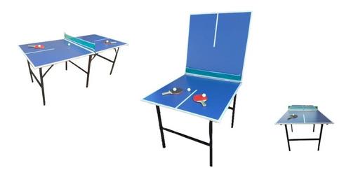 p r o m o -25% mesa ping pong familiar patas ultraplegables