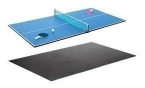 p r o m o -35% metegol aluminio profesional + tapa ping pong