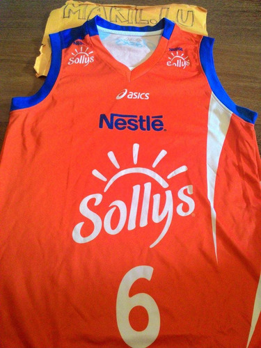 p thaísa 6 camisa asics volleyball nestle osasco sollys